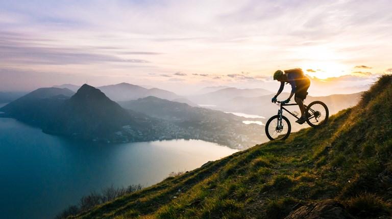 Percursos de Mountain Bike